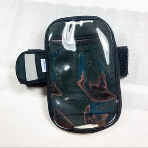 Other - Running Arkon black Velcro armband for iphone